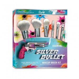 Rude Silver Bullet Makup Brush Kit